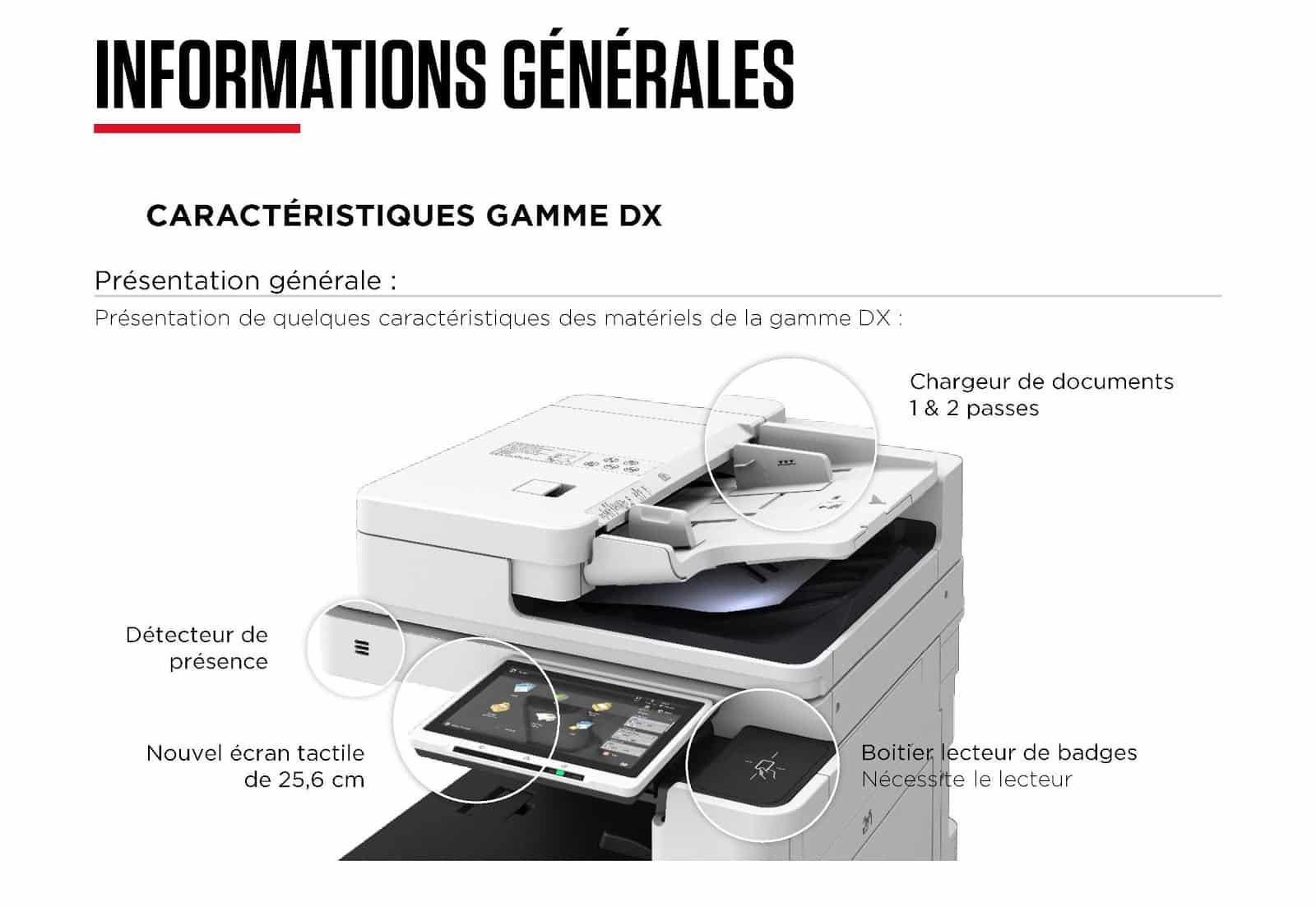 hexacom-impression-caractéristique-gamme-dx